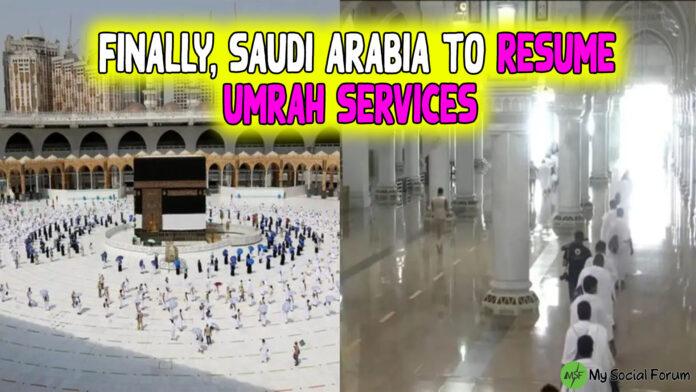 Umrah Services