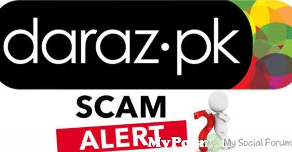 Daraz.pk scam