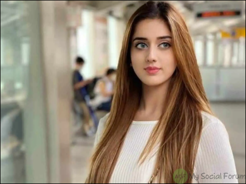 Jannat Mirza Tiktok star
