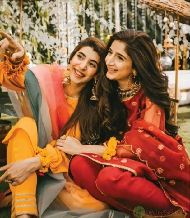 mawra and urwa hocane