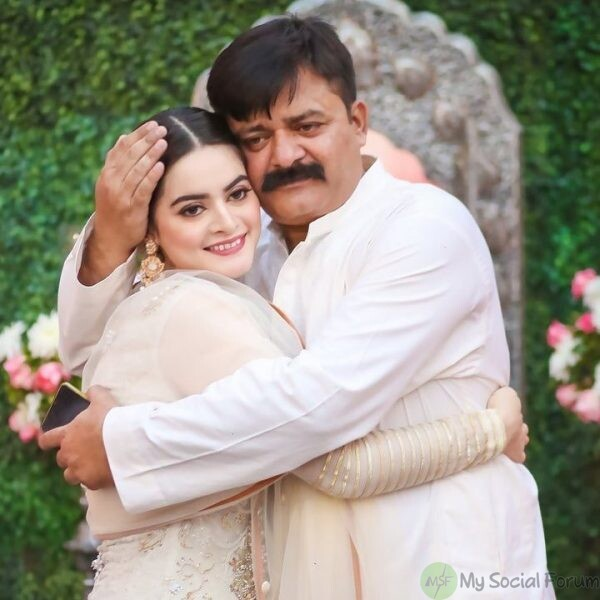aiman minal father passed away