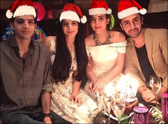 pakistani actress christmas
