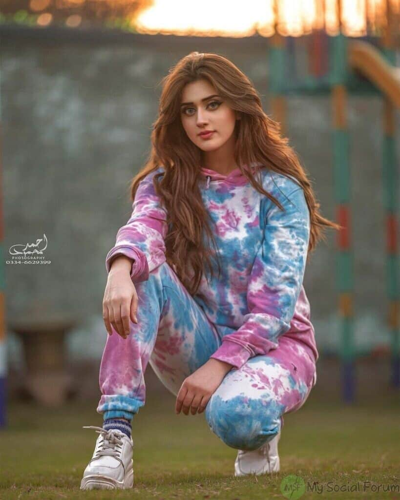 Jannat Mirza tiktoker