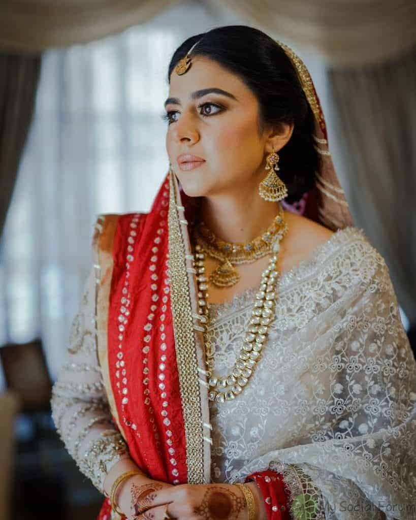 Mohammad Ahmed daughter Urooj Ahmed