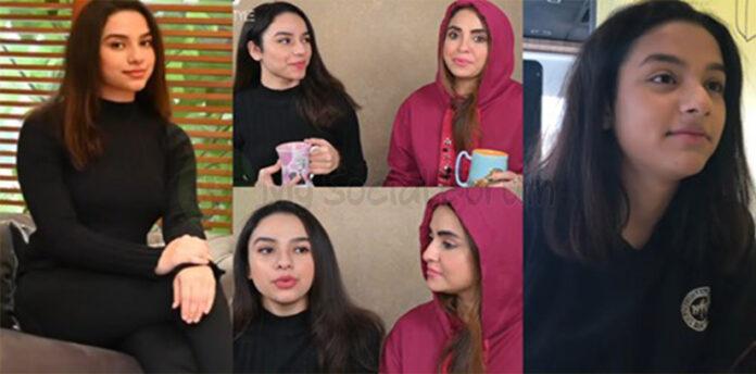 Nadia Khan daughter