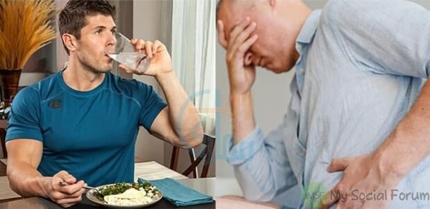 کھانے کے فوراً بعد پانی پینے کی غلط عادت سے کیسے آپ کے جسم پر منفی اثرات ہوتے ہیں اور یہ عادت کیسے آپ کے جسم کو تباہ کرتی ہے؟