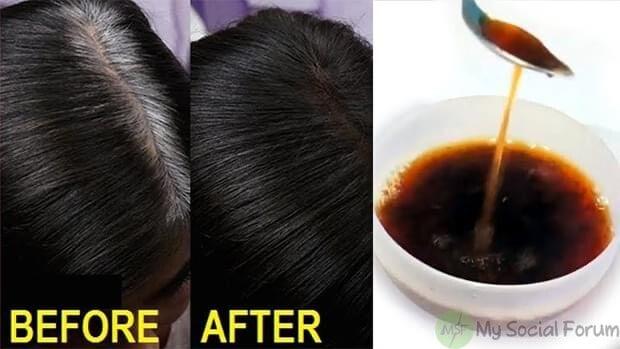 سفید بالوں کو قدرتی طور پر کالا کرنے کے لیے جانیں ایسے آسان ٹوٹکے جو آپ کے اپنے ہی باورچی خانے میں موجود ہیں۔۔
