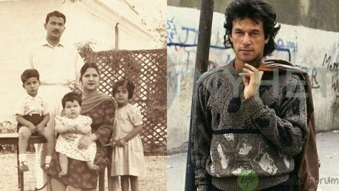 عمران خان کے والد کے با رے میں وہ با تیں، جو بہت کم لوگ جانتے ہیں۔