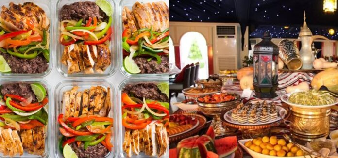 Ramadan Diet Chart: Lose Weight Rapidly And Stay In Shape!