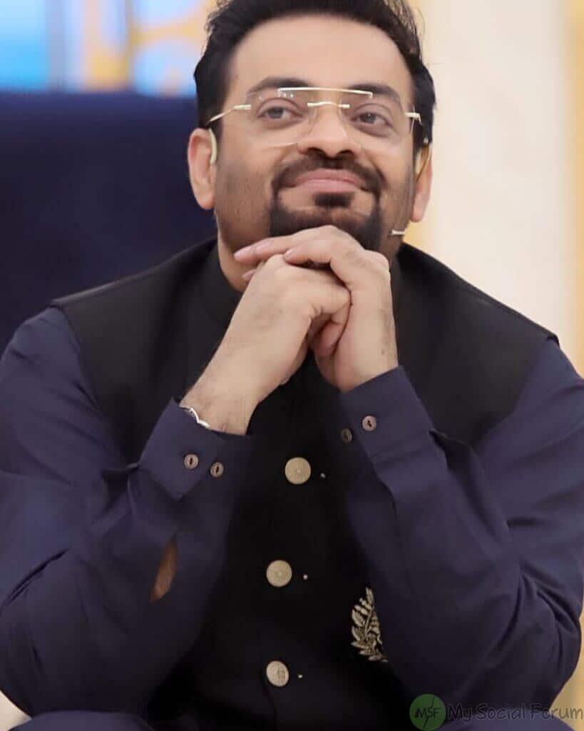 amir liaquat Haniya Khan