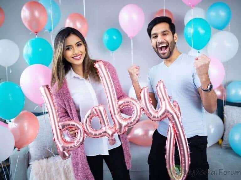 yumnah zaid expecting baby