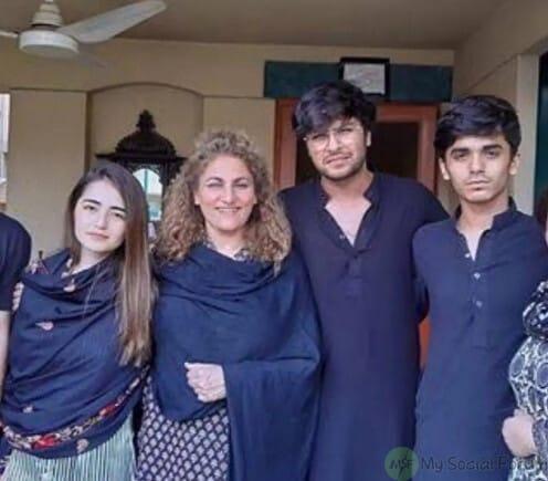 Asim Azhar married Merub Ali