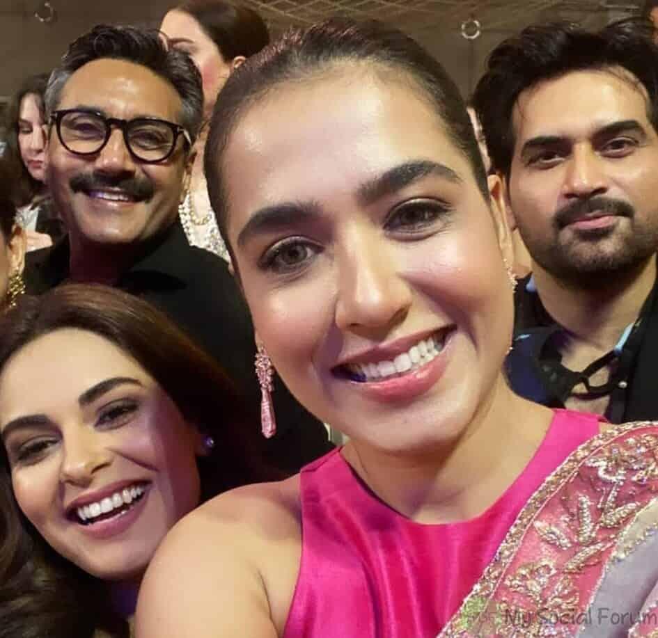 Celebrities at Shahmir Shunaid wedding