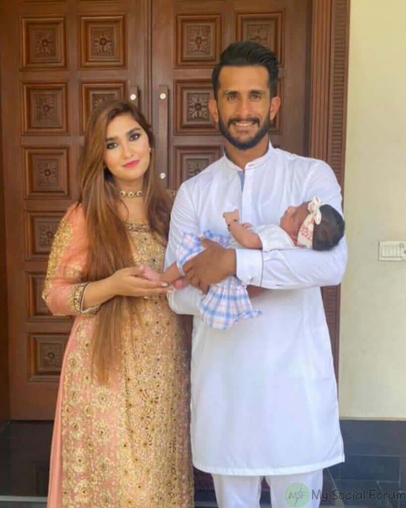 Hasan Ali, Samiya Arzoo