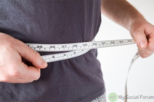 وزن کم کرنےکا آسان نسخہ