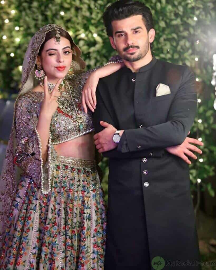 Fahad Sheikh And Yashma Gill