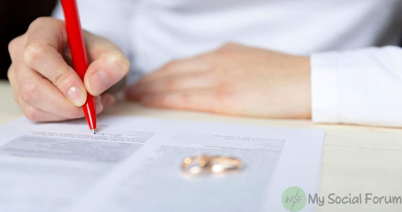 دنیا کے مختلف ممالک میں طلاق کے موقع پر ادا کی جانے والی عجیب و غریب رسومات