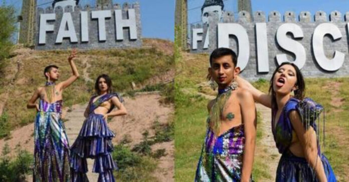 Vulgar Photo Shoot in Front of Quaid-e-Azam Monument Sparks Outrage