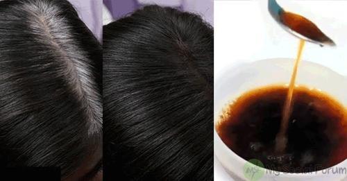 آپ کے باورچی خانے میں سفید بالوں کو قدرتی طور پر کالا کرنے کے کون سے حیران کن نسخے موجود ہیں، آیئے جانتے ہیں اس پوسٹ میں